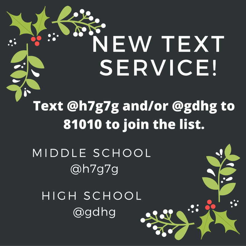 New TextService!